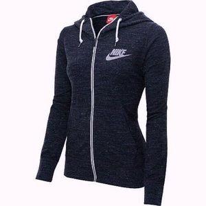 Nike Gym Vintage Hoodie Sweatshirt
